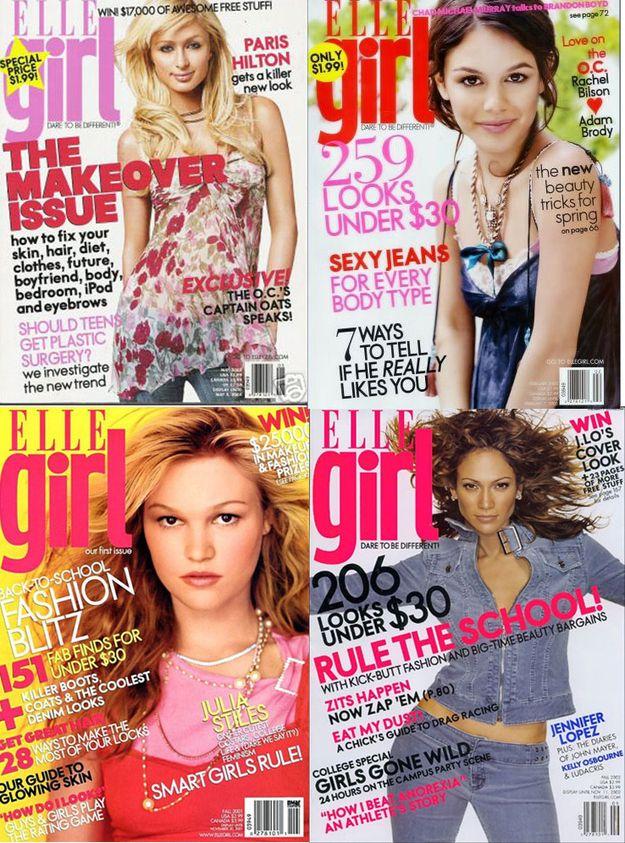 Teen Magazines On Pinterest