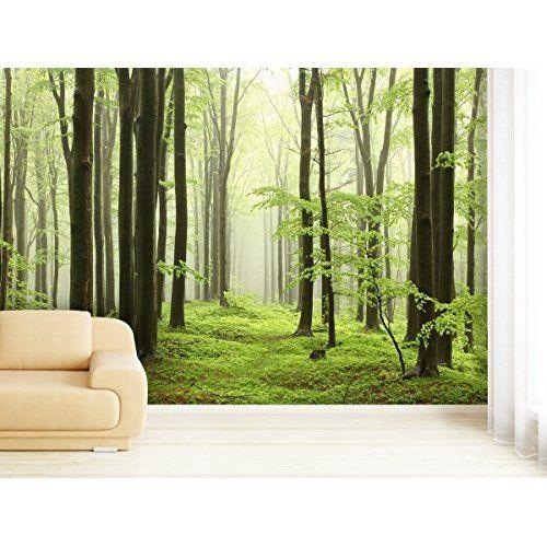 1000 ideas about fototapete wald on pinterest photo. Black Bedroom Furniture Sets. Home Design Ideas
