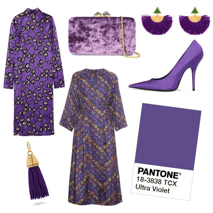 How to Wear Pantone's Colour of the Year Ultra Violet | Wondering how to style Pantone's Colour of the Year for 2018? Nicole O'Neil from The Real Housewives of Sydney shares her tips alongside her favourite purple pieces to help you learn how to add purple to your wardrobe.