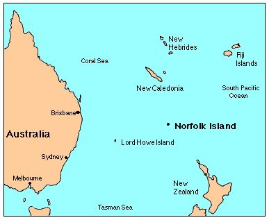 Google Image Norfolk Island