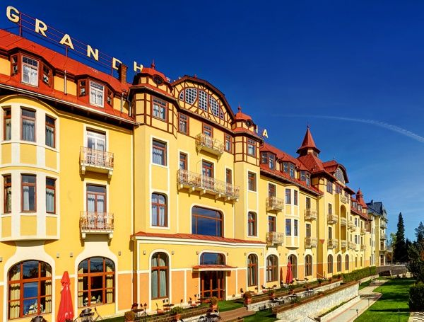 Legendary hotel with a glamorous history since 1905, fabulous Grand Spa and great gastronomy.