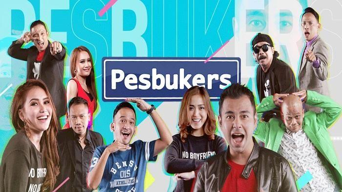 Pesbukers ANTV Berubah Jam Tayang Jadi Tengah Malam, Netizen : Bungkus Aja Ni Acara