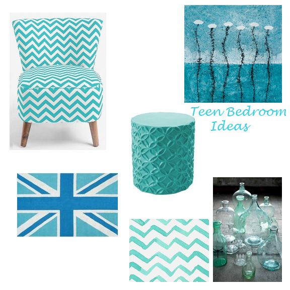 Teen Bedroom Ideas In Turquoise In Teal Sweet And Sour Kids Blog