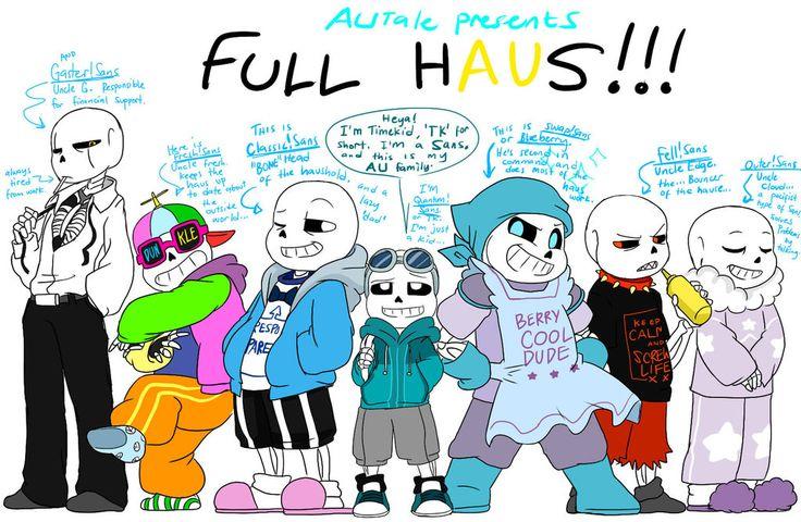 AUtale presents: FULL HAUS!!! by perfectshadow06.deviantart.com on @DeviantArt