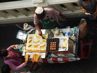Street Food Stalls Of Bangkok http://jouljet.blogspot.com/2013/02/street-food-stalls-of-bangkok.html #Thailand #travel #food
