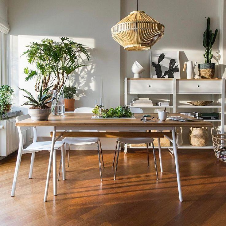 1,058 vind-ik-leuks, 12 reacties - IKEA Nederland (@ikeanederland) op Instagram: 'Double tap als je ook zo blij wordt van deze plaat.  #ANVÄNDBAR #tafel #ELVARLI #kast #JASSA #lamp…'