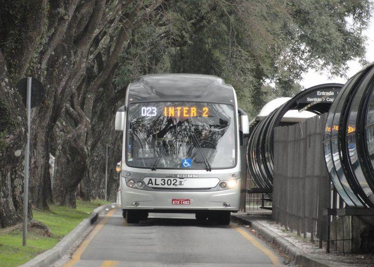 - Neobus Mega BRT Ligeirinho Inter2 Curitiba -