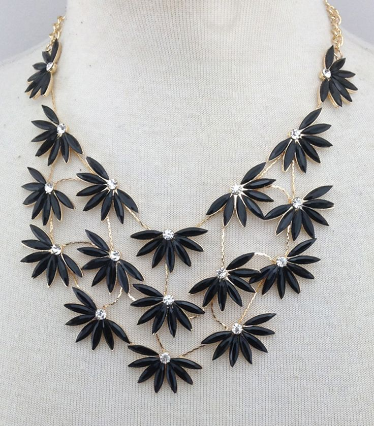 Rio Fan Necklace from Brash Style Society