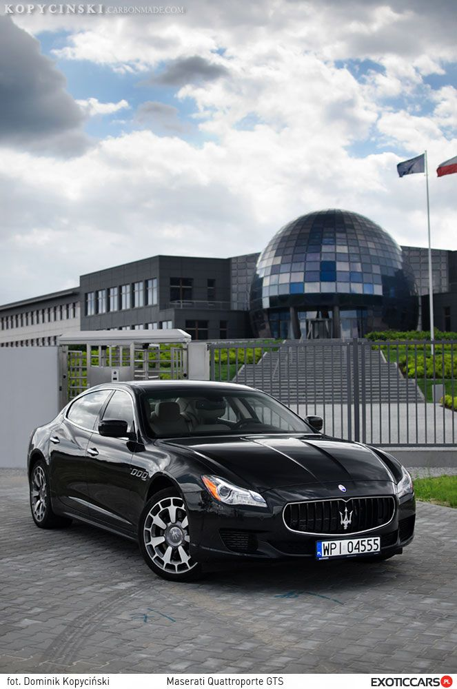Fresh Maserati Quattroporte GTS review: http://exoticcars.pl/testy/maserati-quattroporte-gts/