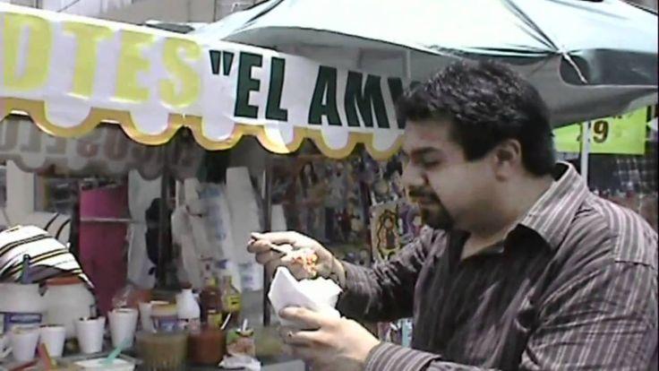 Elotes y Tostitos en Monterrey