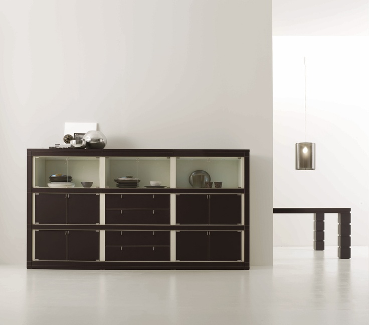 Modula modular systems galimberti nino dining room inspiration pinterest nino - Modular dining room ...