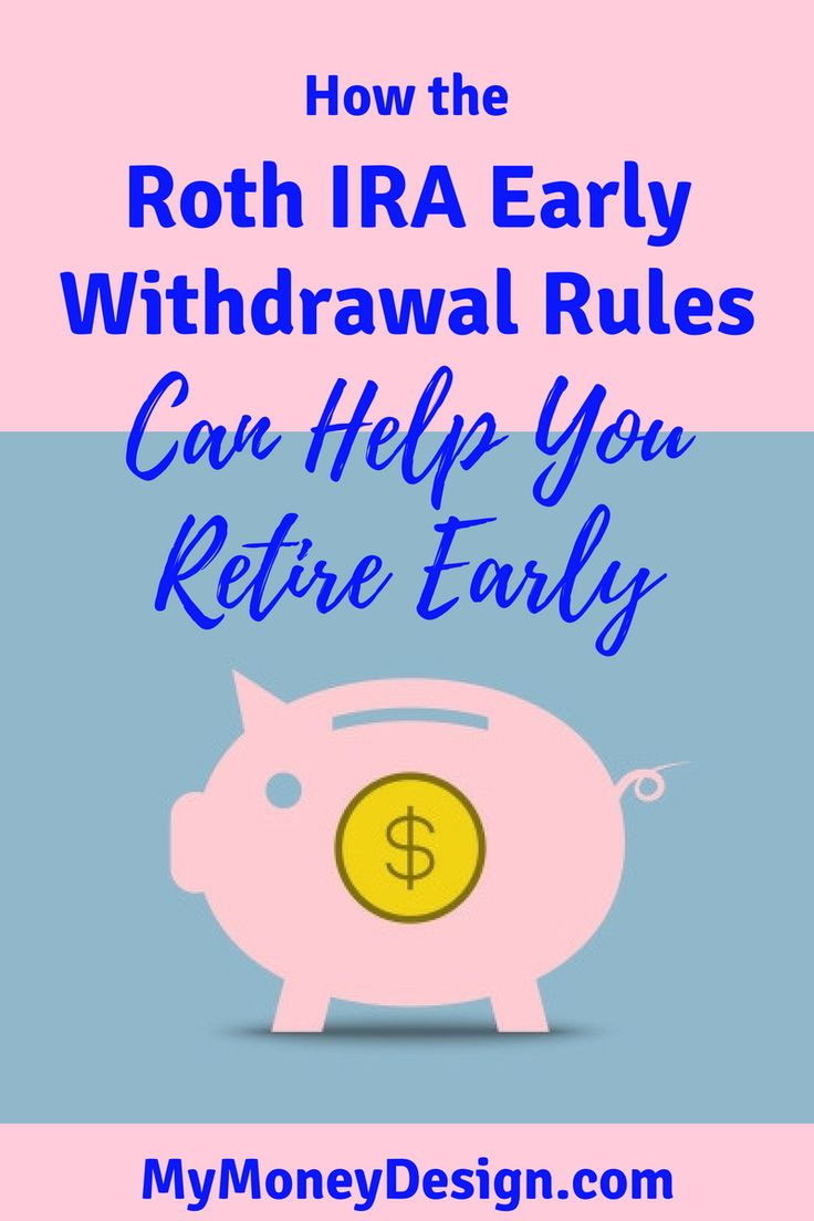 If you're an early retirement seeker like me, then here's some good news: The Roth IRA Early Withdrawal Rules make it really easy to get your money out before age 59-1/2 without penalty. But there are some things you need to know to be safe. Read more to