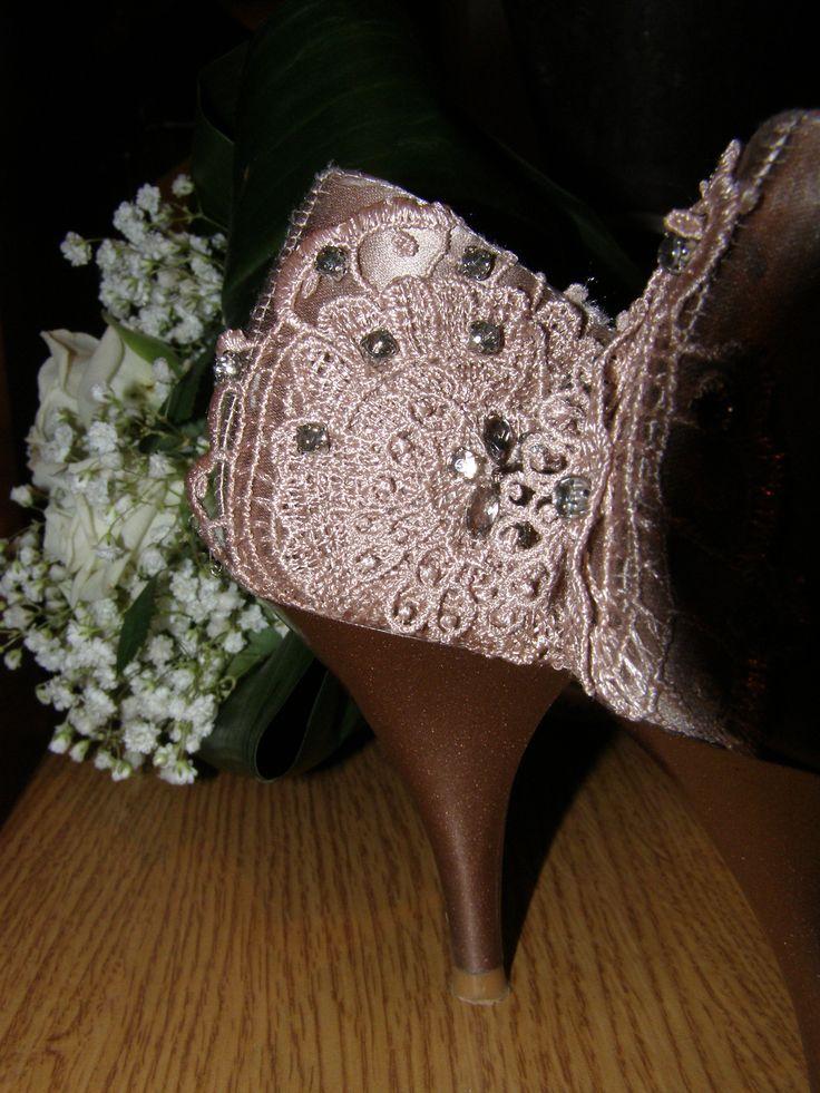 delicate lace details