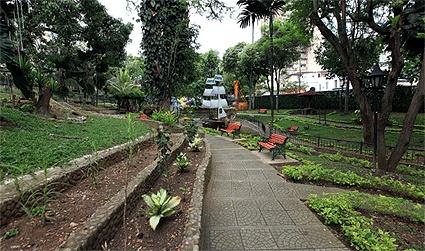 El Parque Cultural de Oriente es conocido como el pulmón de la ciudad por su gran variedad de vegetación. Fue inaugurado en 1999