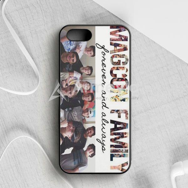 Magcon Family Cover iPhone 5 5S SE Case   armeyla.com