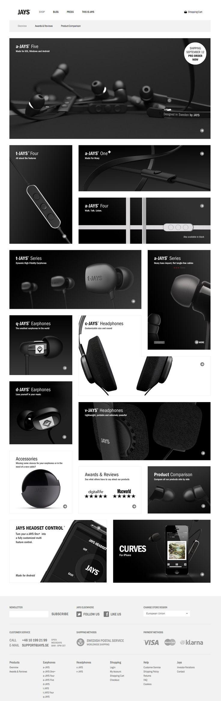 Products - Jays.se