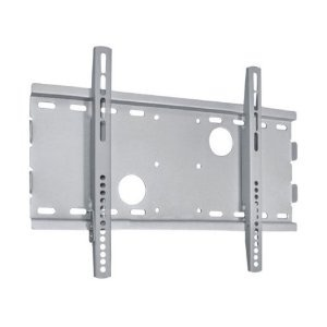 New Universal Fixed Flat Low Profile TV Wall Mount Bracket for LCD LED Plasma - SILVER - (Max 165 lbs, 24-37*inch) *Max VESA 450x250 Haier HLC19KW1 HL22K1 HL22FP2 HLC22KW1 HLC22K1 HL22XSLW2 HL22XSL2 HL24XD2 HL32D2. Low Profile Wall Mount Bracket for LCD LED Plasma - SILVER - (Max 165Lbs, 23~37inch) - BLACK - This is low profile flat wall bracket for LCD, Plasma - SILVER -, or LED televisions. This flat wall mount supports most 23 to 37 flat panel screens and Plasma - SIL