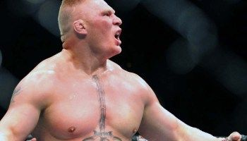 Brock Lesnar busted by USADA for drug test failure