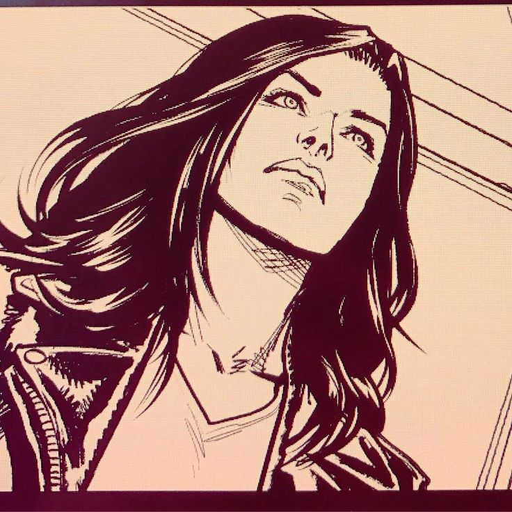 #JessicaJones #Defenders #Marvel #Comics #workinprogress #deskshot