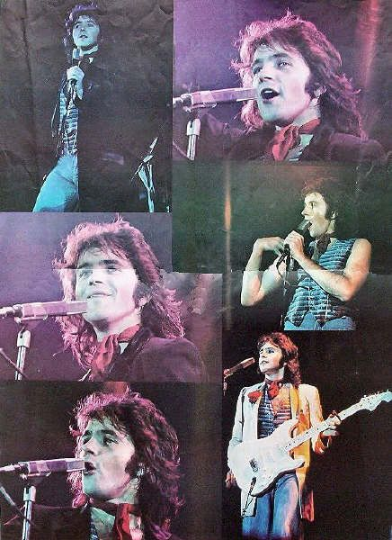 David Essex I had this poster on my bedroom wall