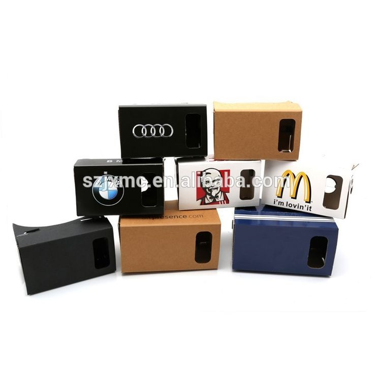 Google Cardboard Custom Printing Available Any Color - Buy Google Cardboard,Virtual Reality,Smartphoto Stereoscopic Viewer Product on Alibaba.com