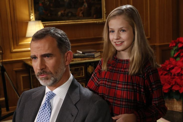 New pictures and video released to celebrate King Felipe's 50th Birthday