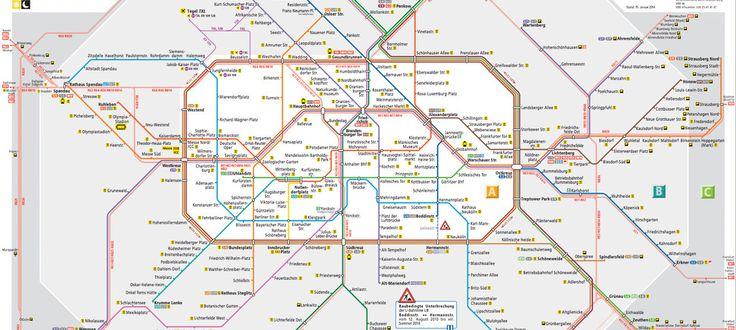 Eine musikalische Ode ans Berliner U-Bahnnetz.