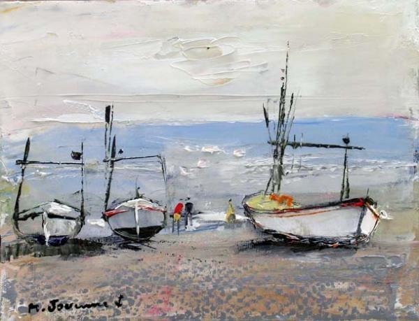 Michel jouenne peintre francais pinterest for Bruno klein peintre