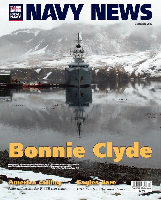 Navy News - December 2016