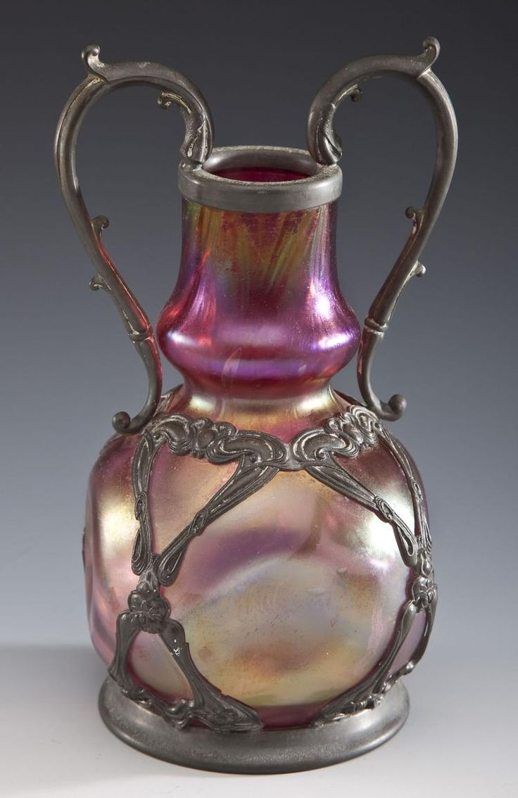 838 best LOETZ images on Pinterest | Glass vase, Tango and Antique ...