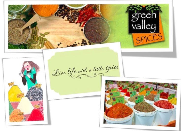 Green Valley Spices: Moore Park
