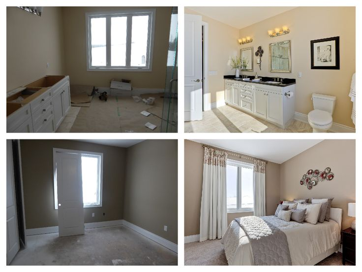Model home staging at its best! We staged every room of this 4000 sq. ft model home and loved every minute of it!