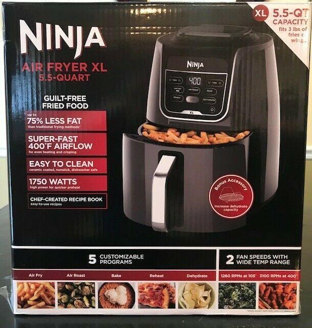 ninja air fryer max xl recipes