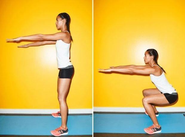 Egy hónap alatt átformálhatod a tested, különösen a combod és a feneked. Ehhez naponta csak 11 percet kell edzened. Mutatjuk a feladatokat!