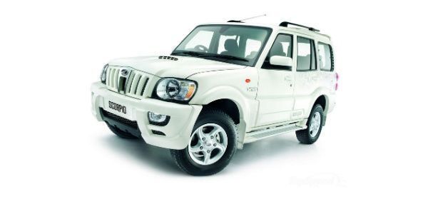 Mahindra Scorpio Automatic only available on order