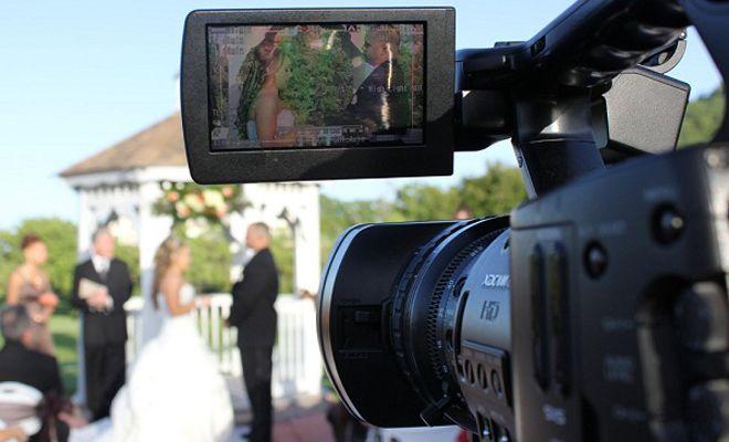 Sleva na svatební video – 40% .  Akce platí pouze na únor!!!