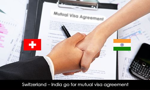 https://www.morevisas.com/immigration-news-article/switzerland-india-go-for-mutual-visa-agreement/4838/  Switzerland - India go for Mutual #Visa Agreement.. #morevisas  #Switzerlandvisa