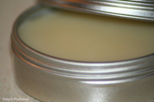 Homemade Herbal Vapor Rub to Relieve Coughs and Congestion - Keeper of the Home