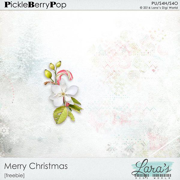 Merry Christmas Freebie