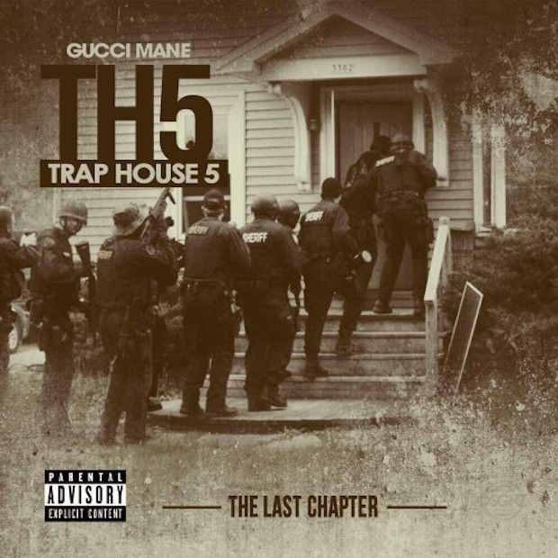 Listen: Gucci Mane – Trap House 5 (The Final Chapter) | Stream