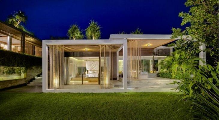 Villa in Indonesia