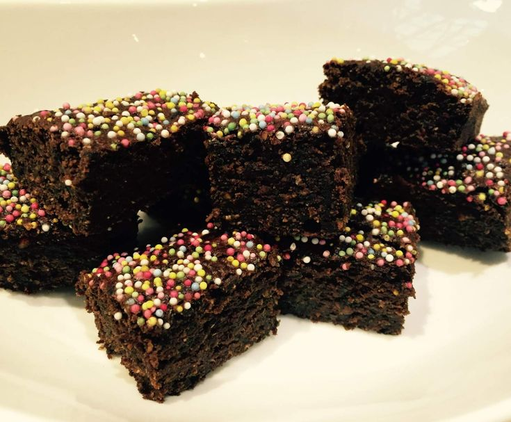 Recipe Healthy Chocolate Brownies (with carrot & spinach - shh!) by kmcgibbon - Recipe of category Baking - sweet