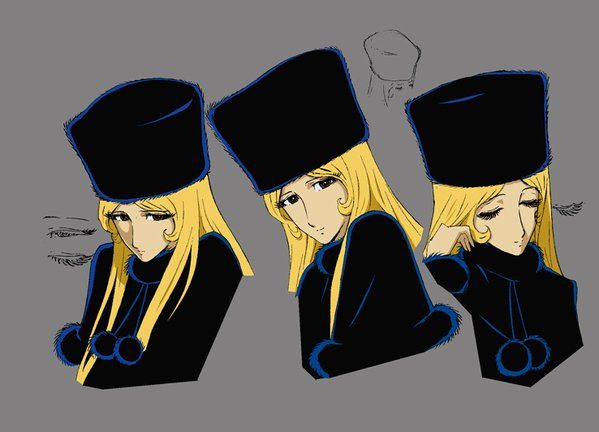 """Galaxy Express 999"" by 結城 信輝 Nobuteru Yûki*  • Blog/Info 