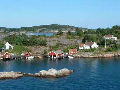 somewhere near Lillesand, Norway