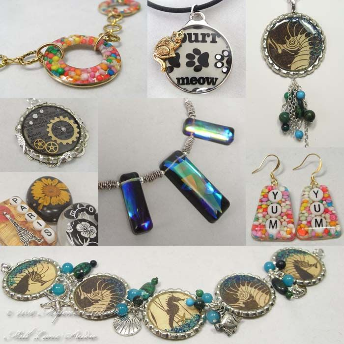Resin Jewelry Ideas   Resin Jewellery Workshop