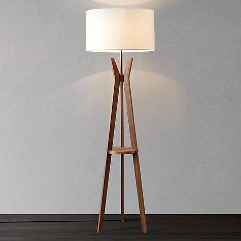 Buy Trafalgar Tripod Floor Lamp Online at johnlewis.com