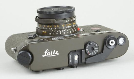 Leica-M4-2-Safari-prototype-camera | Leica Rumors