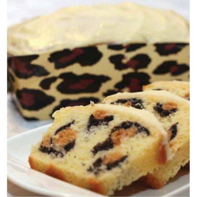 die besten 20 leopardenkuchen ideen auf pinterest. Black Bedroom Furniture Sets. Home Design Ideas