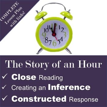 response essay to the story of an hour The story is about louise's emotional and physical response to her husband's  death in the brief time span of about an hour in the very.