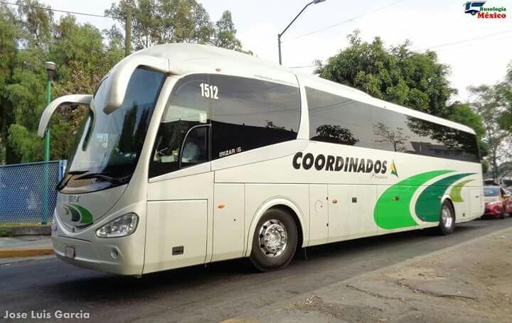 Scania irizar i6 coordinados